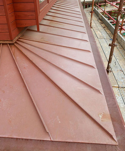 5 Steps for Standing Seam Roofing