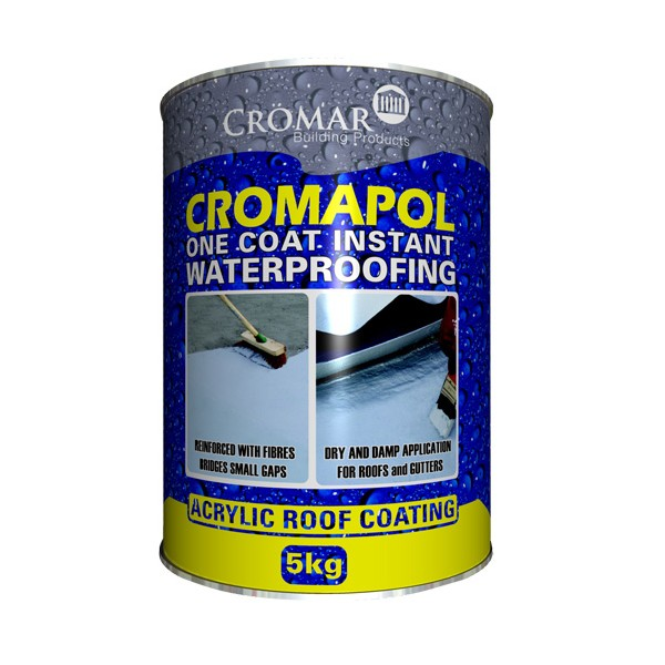 Cromapol Paint-On Membrane Stockists