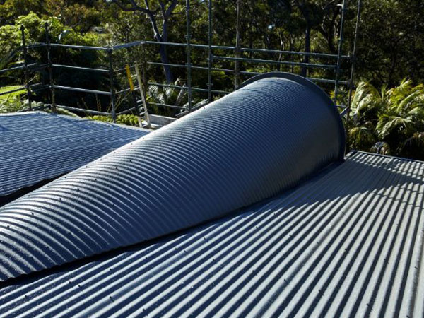 Custom Orb Colorbond Roofing