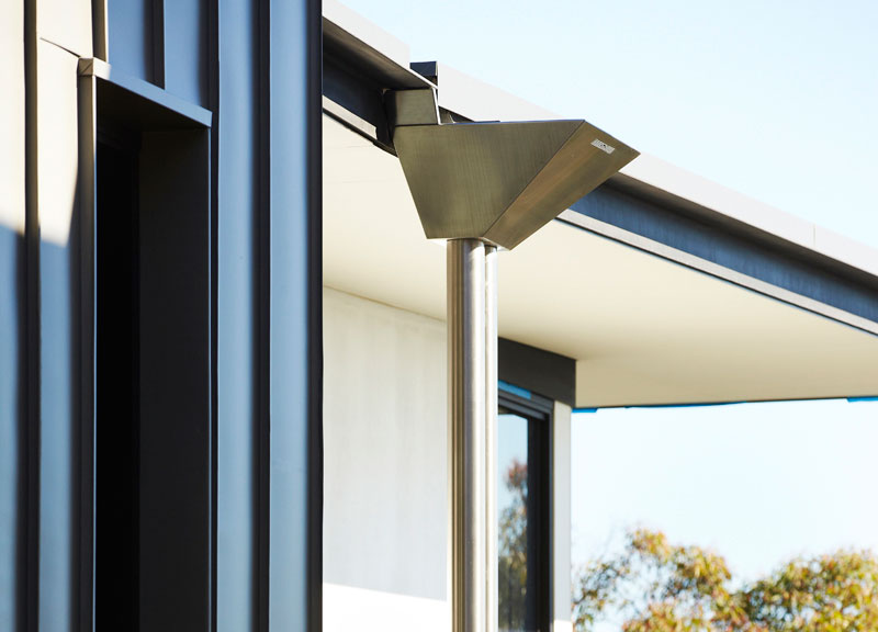 Supplying Guttering Downpipes in Zinc, Copper, Colorbond quad gutters and more