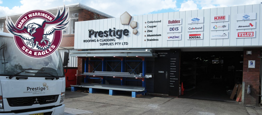 Trade Day at Prestige Roofing & Cladding Supplies, Brookvale