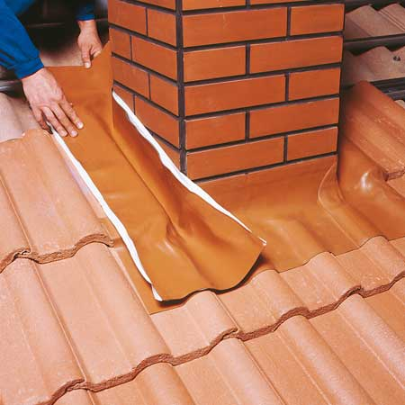 Wakaflex roofing flashing tape, Sydney