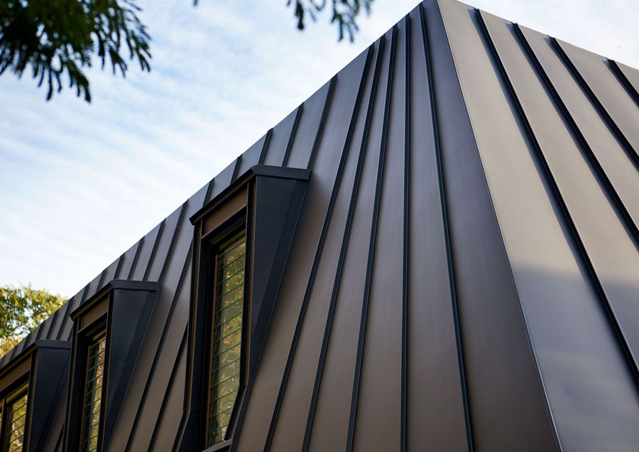 Zinc Wall Cladding Sydney suppliers